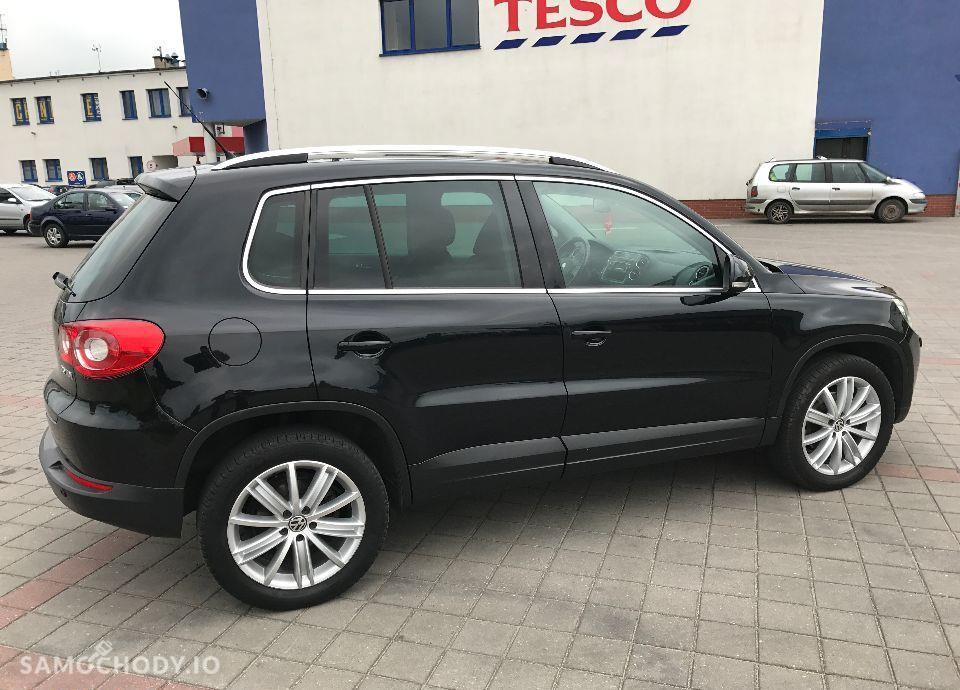 """Volkswagen Tiguan Śliczny TDI 4 MOTION klimatronic xenon alus 17"""" z Niemiec 79"""