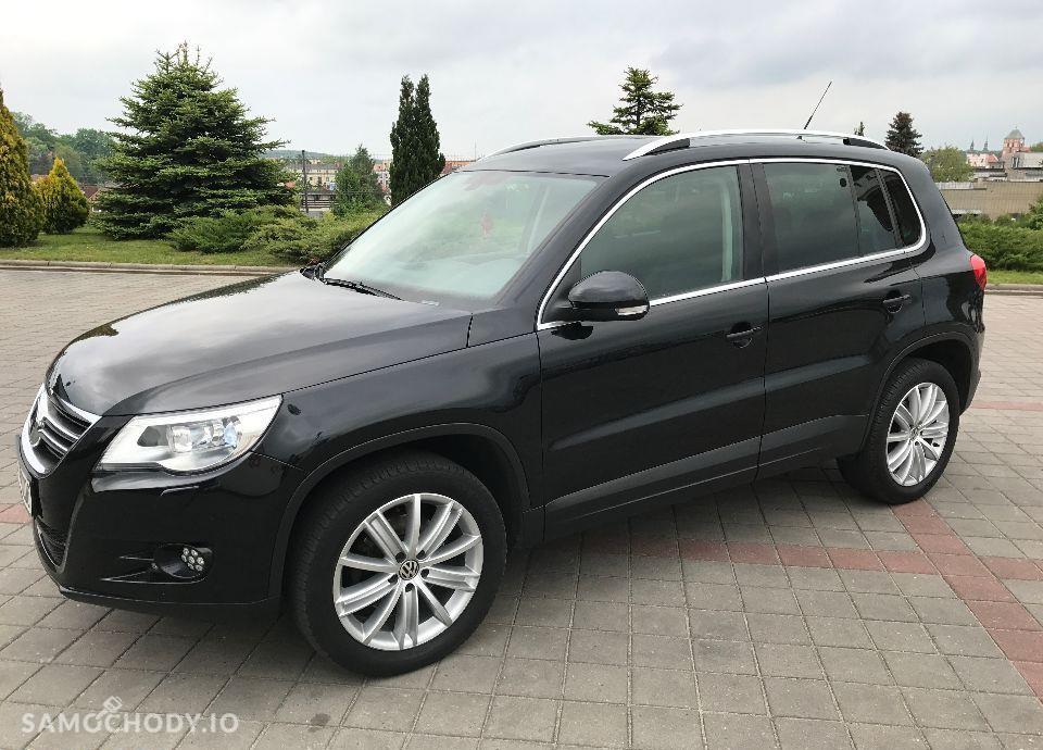 """Volkswagen Tiguan Śliczny TDI 4 MOTION klimatronic xenon alus 17"""" z Niemiec 92"""