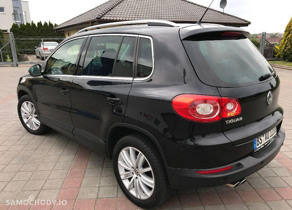 """Volkswagen Tiguan Śliczny TDI 4 MOTION klimatronic xenon alus 17"""" z Niemiec 22"""