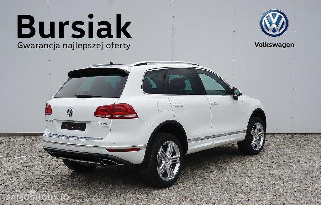 Volkswagen Touareg Touareg R-Style 3.0 V6 TDI  4MOTION 262 KM DEMO 7
