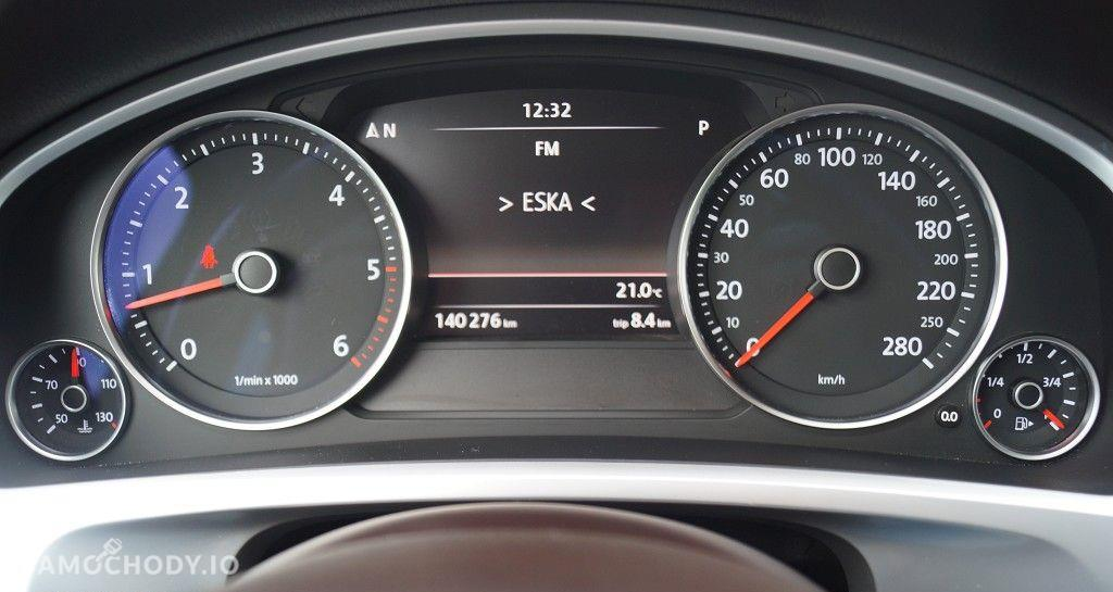 Volkswagen Touareg Salon Polska, 4X4, Skóra, Automat 56
