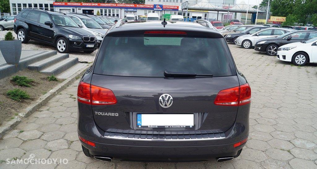 Volkswagen Touareg Salon Polska, 4X4, Skóra, Automat 16