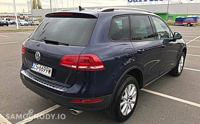 Volkswagen Touareg 2.0 TDI V6 Salon Polska 2012 rok pełen serwis ASO 11