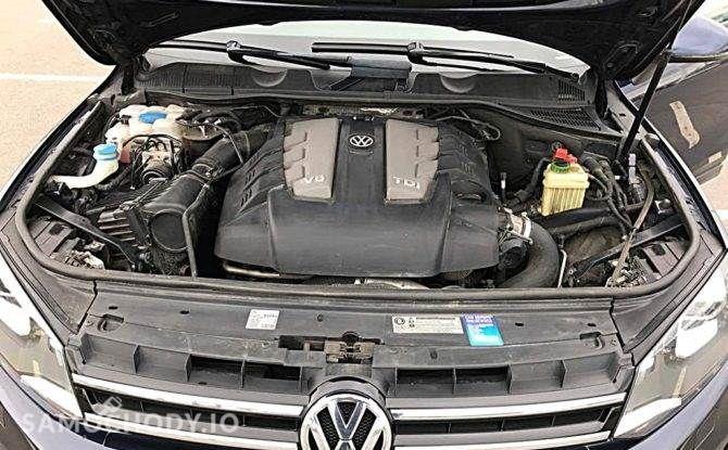Volkswagen Touareg 2.0 TDI V6 Salon Polska 2012 rok pełen serwis ASO 37