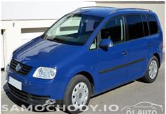 volkswagen touran i (2003-2010) Volkswagen Touran 1.6 FSI / Zarejestrowany /