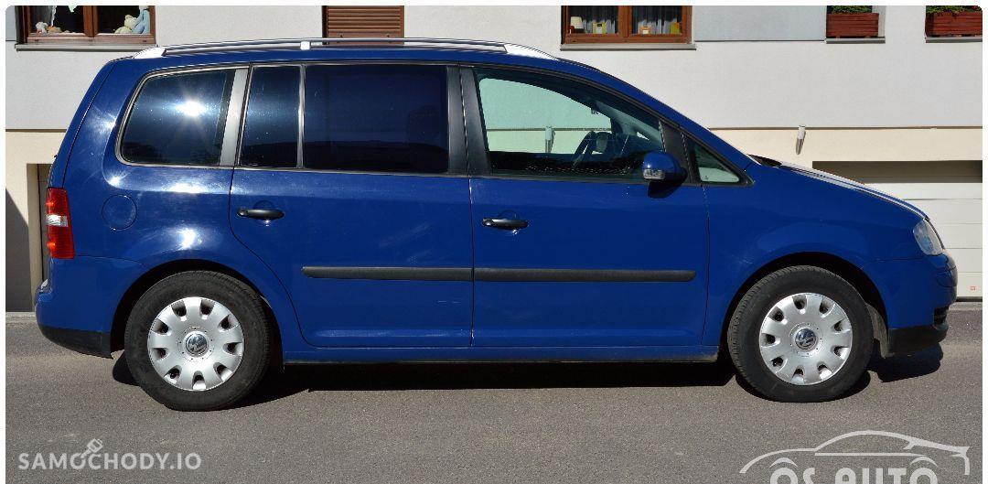Volkswagen Touran 1.6 FSI / Zarejestrowany / 7