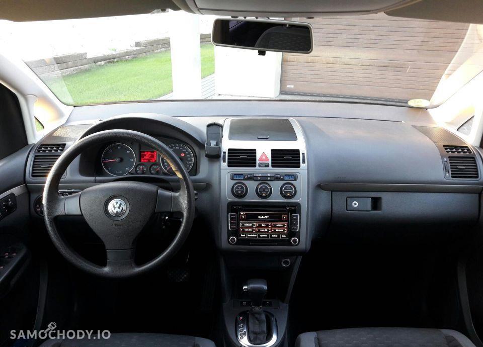 Volkswagen Touran Bezwypadkowy, Bixsenon , Klimatyzacja, Radio Dotykowe 11