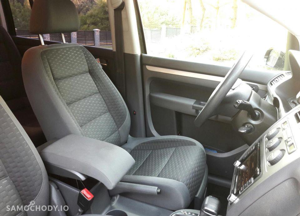Volkswagen Touran Bezwypadkowy, Bixsenon , Klimatyzacja, Radio Dotykowe 29