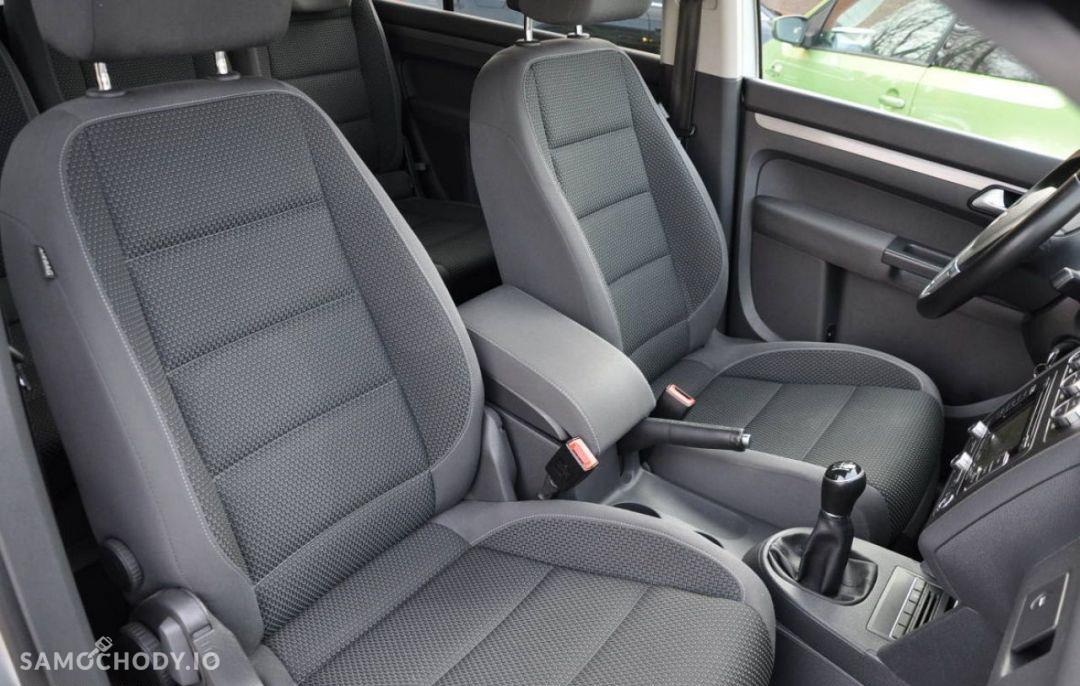 Volkswagen Touran 1,6TDI PDC Nawi Multi Alum Gwar. 56