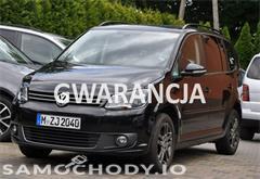 volkswagen z województwa śląskie Volkswagen Touran 2,0TDI PDC Nawi Alum Multi Gwarancja