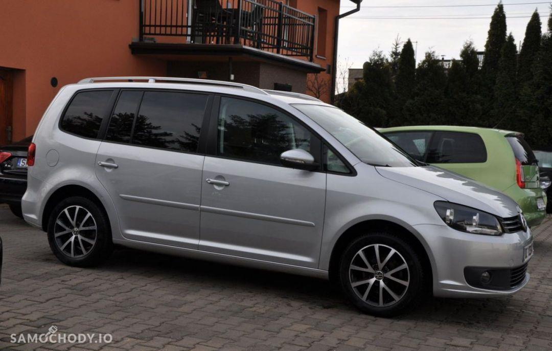Volkswagen Touran 1,6TDI PDC Nawi Multi Alum Gwar. 16
