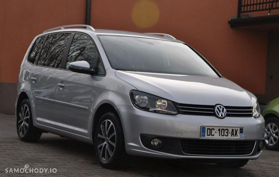 Volkswagen Touran 1,6TDI PDC Nawi Multi Alum Gwar. 7