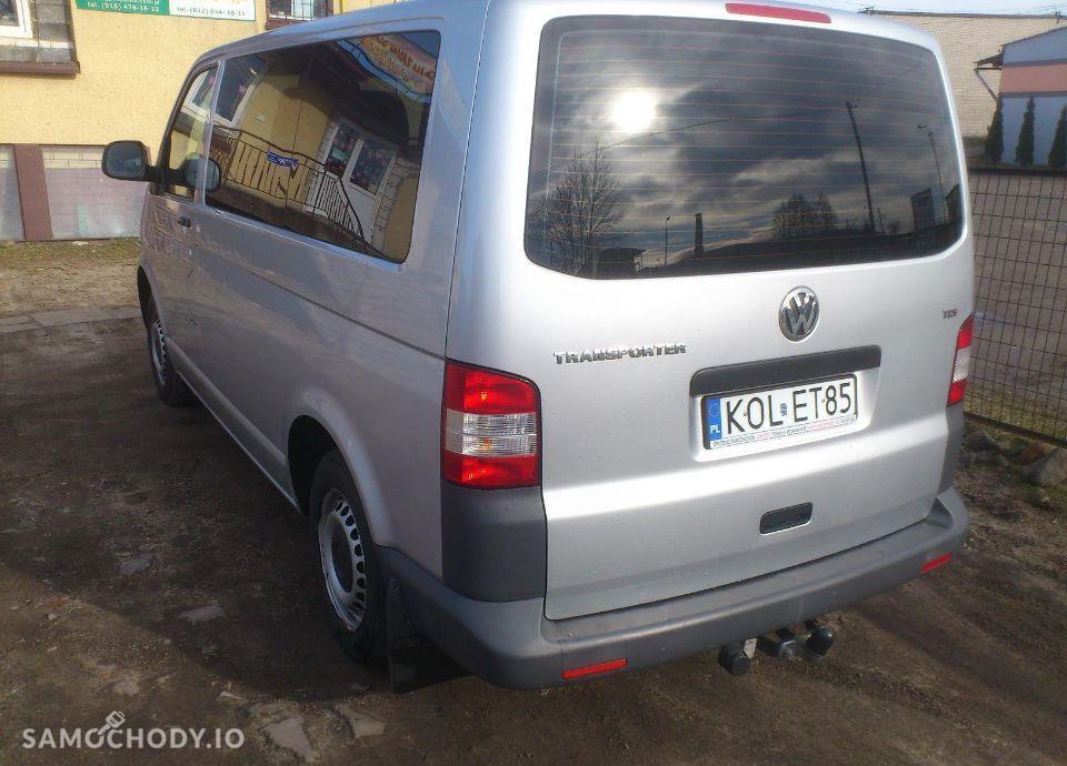 Volkswagen Transporter Polski salon bardzo ładny stan użytkowany prywatnie 2
