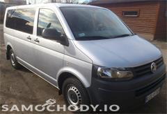 volkswagen transporter Volkswagen Transporter Polski salon bardzo ładny stan użytkowany prywatnie