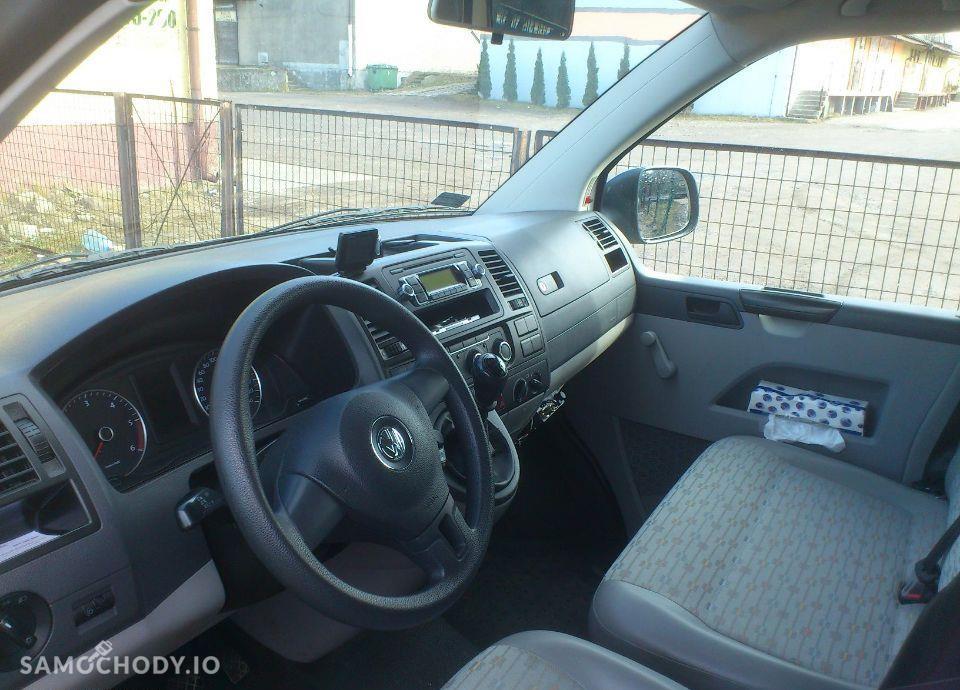 Volkswagen Transporter Polski salon bardzo ładny stan użytkowany prywatnie 4