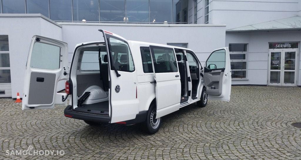 Volkswagen Transporter Volkswagen Transporter Volkswagen T6 Kombi 2.0 TDI 102 KM 11