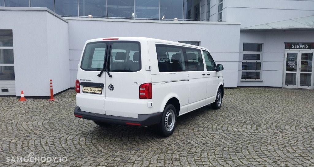 Volkswagen Transporter Volkswagen Transporter Volkswagen T6 Kombi 2.0 TDI 102 KM 4