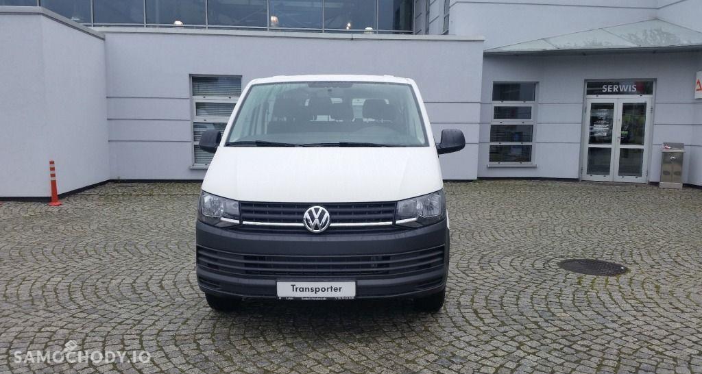 Volkswagen Transporter Volkswagen Transporter Volkswagen T6 Kombi 2.0 TDI 102 KM 1