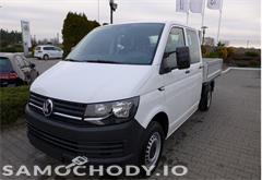volkswagen transporter Volkswagen Transporter T6 skrzyniowy podwójna kabina DOKA 2.0 TDI 150KM 6 G