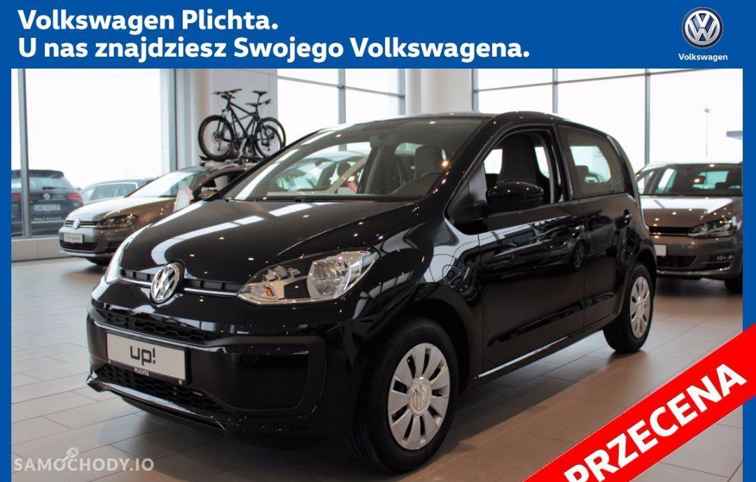 Volkswagen up! move up! 5 drzwi 1.0 60 KM 5 biegów PRZECENA 2017 Plichta Gdańsk 1