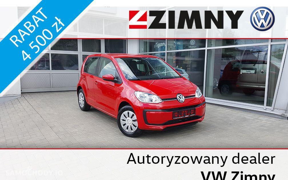 Volkswagen up! UP 1.0 60 KM Move UP klimatyzacja, Bluetooth na placu dealera 1