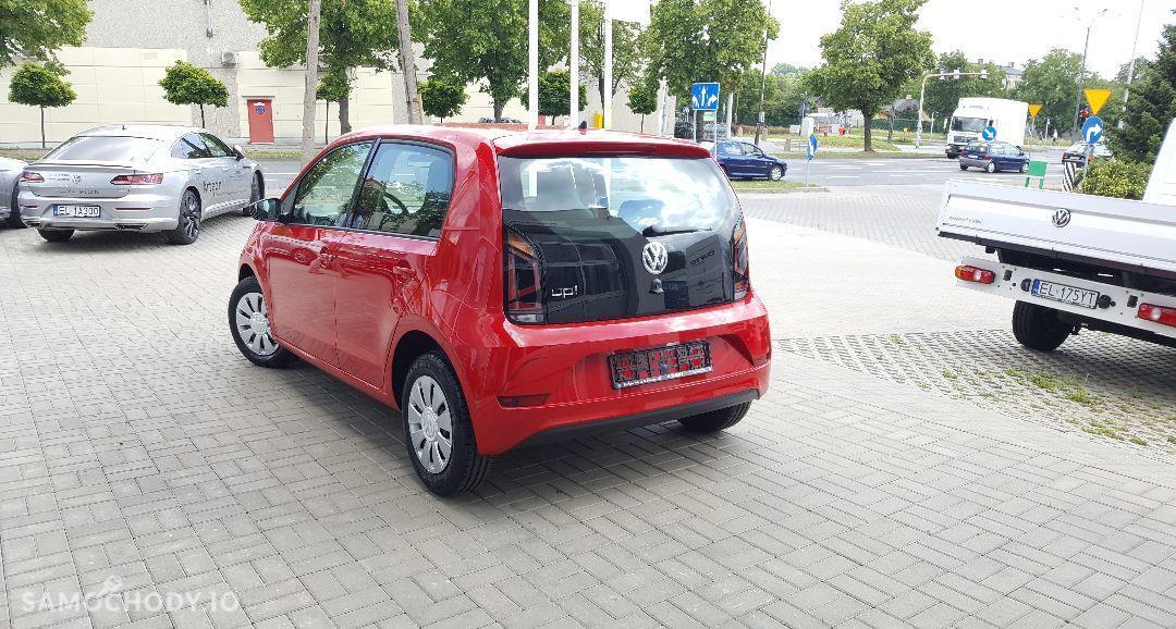 Volkswagen up! UP 1.0 60 KM Move UP klimatyzacja, Bluetooth na placu dealera 7