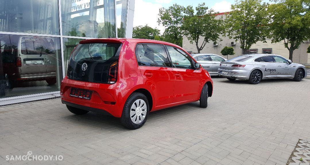 Volkswagen up! UP 1.0 60 KM Move UP klimatyzacja, Bluetooth na placu dealera 4