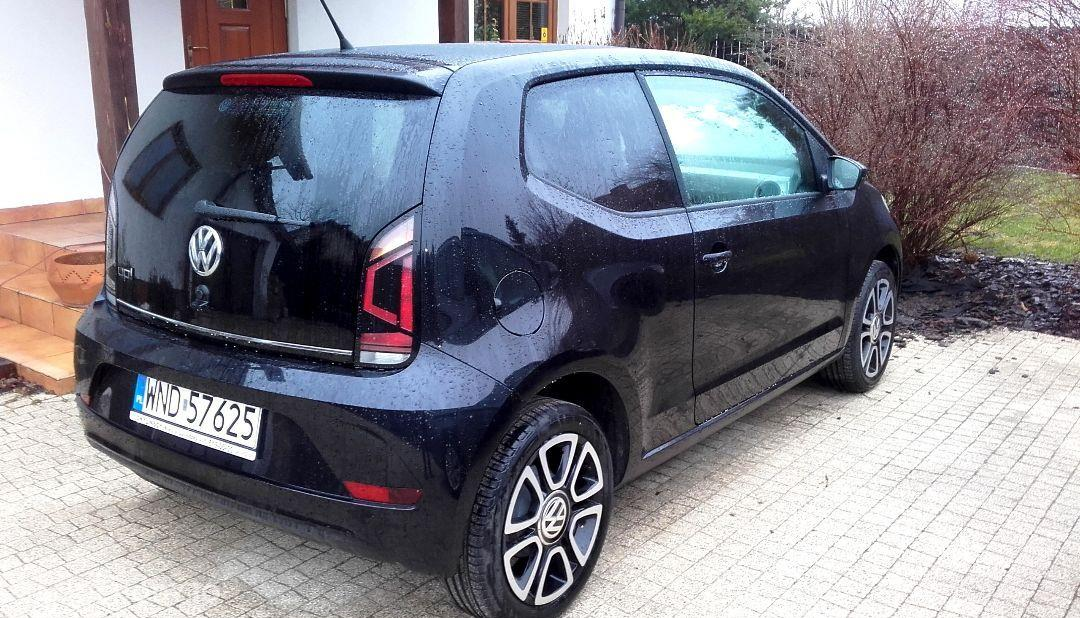 Volkswagen up! VW Up! HIGH AUTOMAT!, jak nowy, I wł., salon PL 4