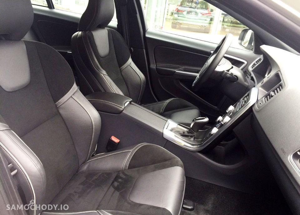 Volvo S60 D3 DRIVE E 150 KM automat, Sportowa stylizacja R Design 22