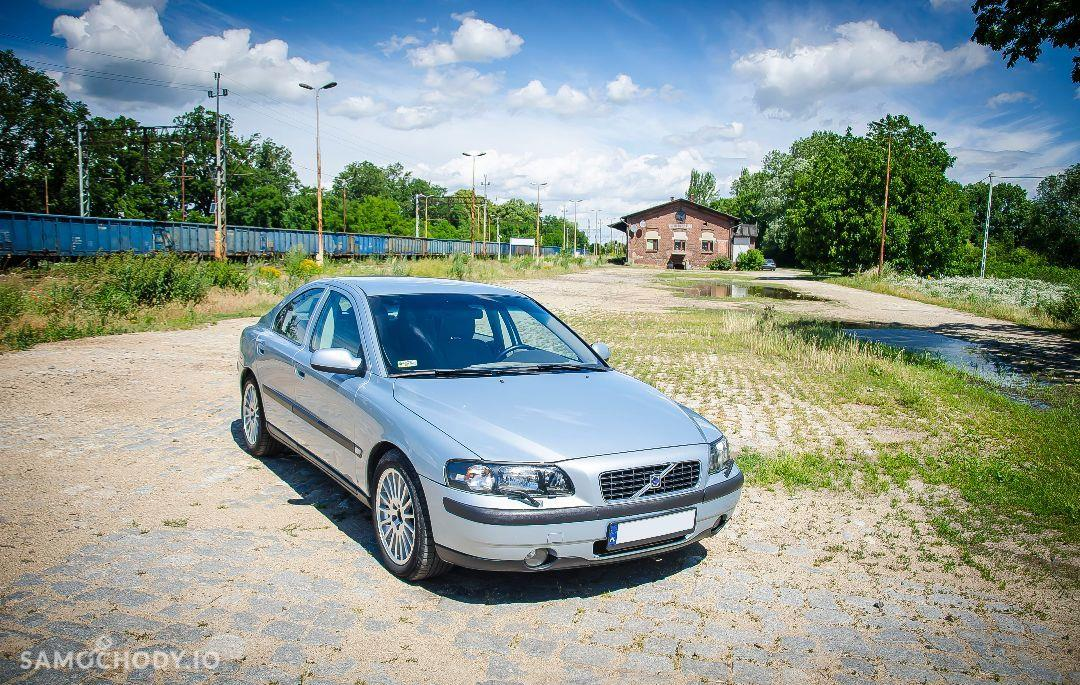 Volvo S60 Sekwencyjny Gaz Hana skóra właściciel 11