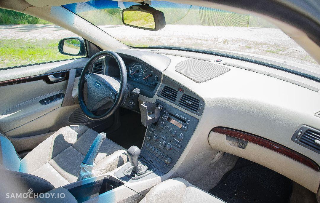 Volvo S60 Sekwencyjny Gaz Hana skóra właściciel 29
