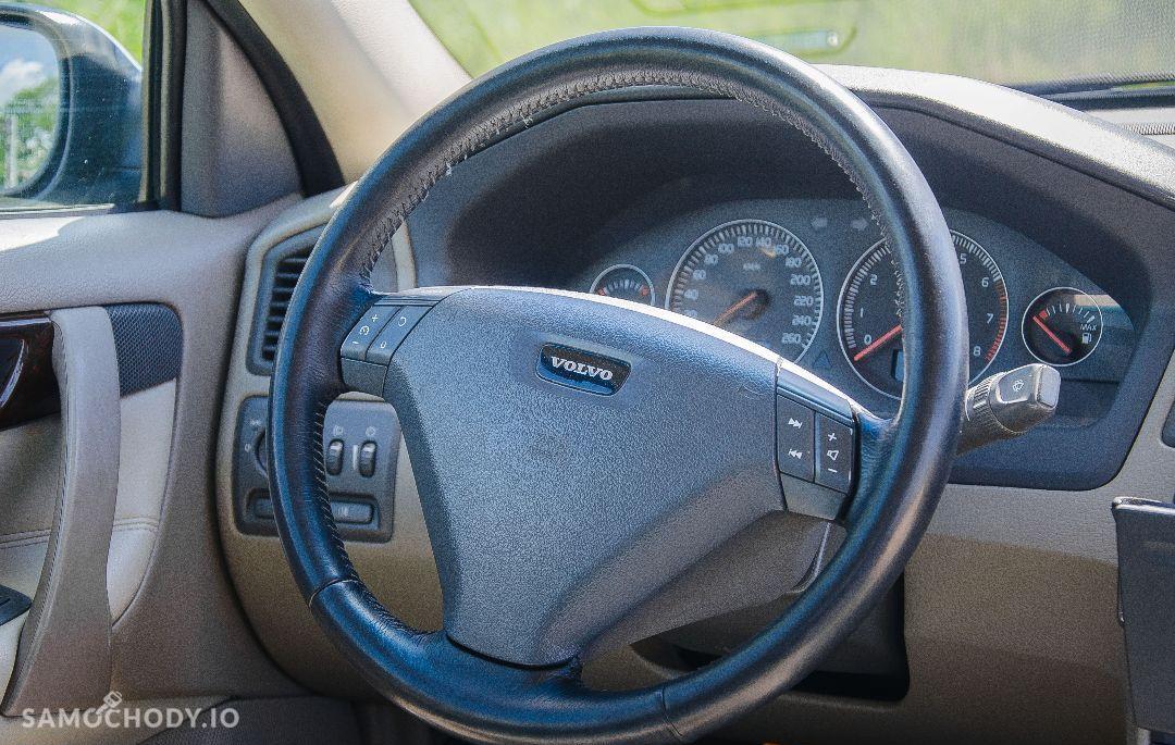 Volvo S60 Sekwencyjny Gaz Hana skóra właściciel 22