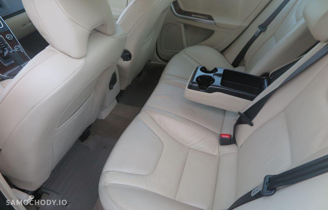 Volvo S60 Volvo S60 2.0 D3 163KM 4 drzwiowy SUMMUM A/T , Krajowy , I właściciel. 16