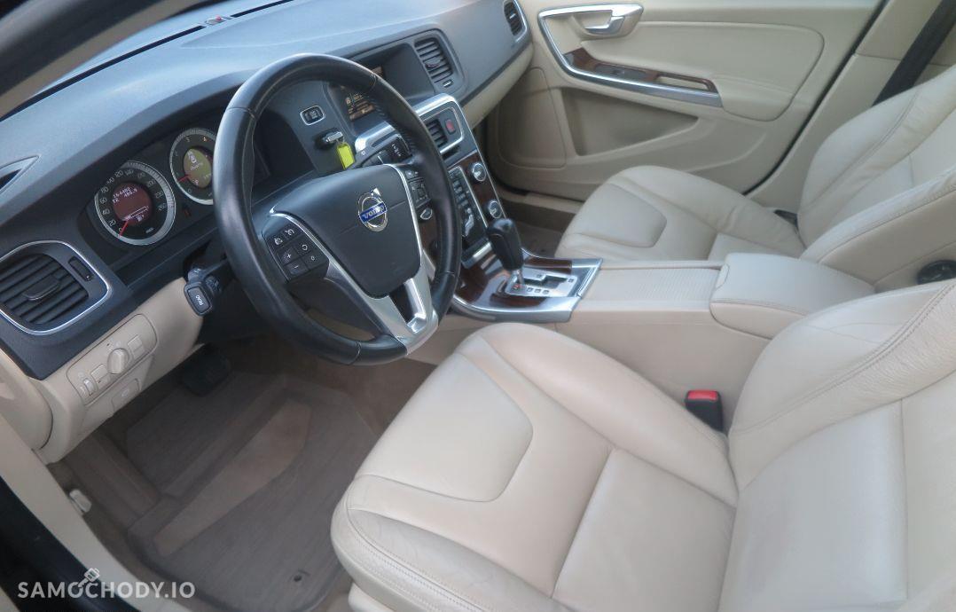 Volvo S60 Volvo S60 2.0 D3 163KM 4 drzwiowy SUMMUM A/T , Krajowy , I właściciel. 11
