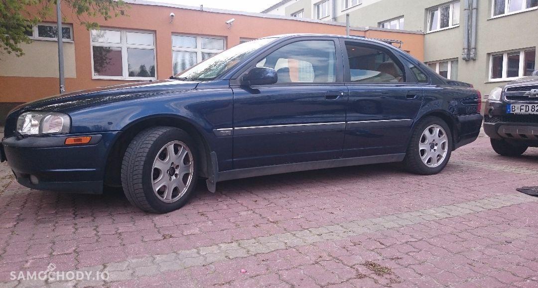 Volvo S80 Bogata wersja, niska cena. 4