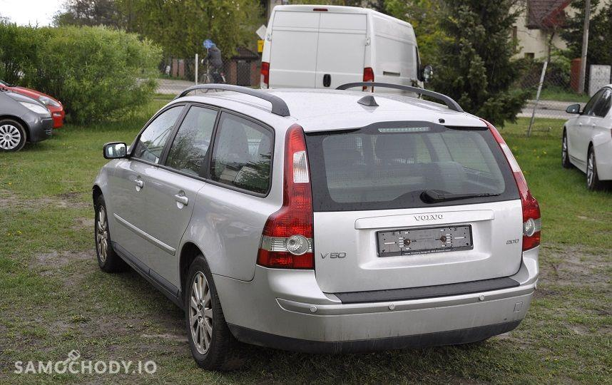 Volvo V50 ; USZKODZONY ; 2.0D 136KM ; 16