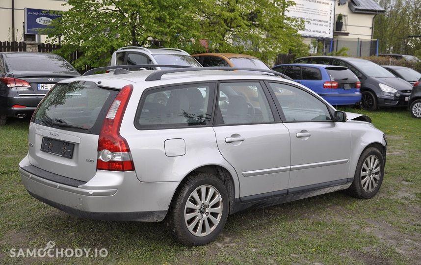 Volvo V50 ; USZKODZONY ; 2.0D 136KM ; 11