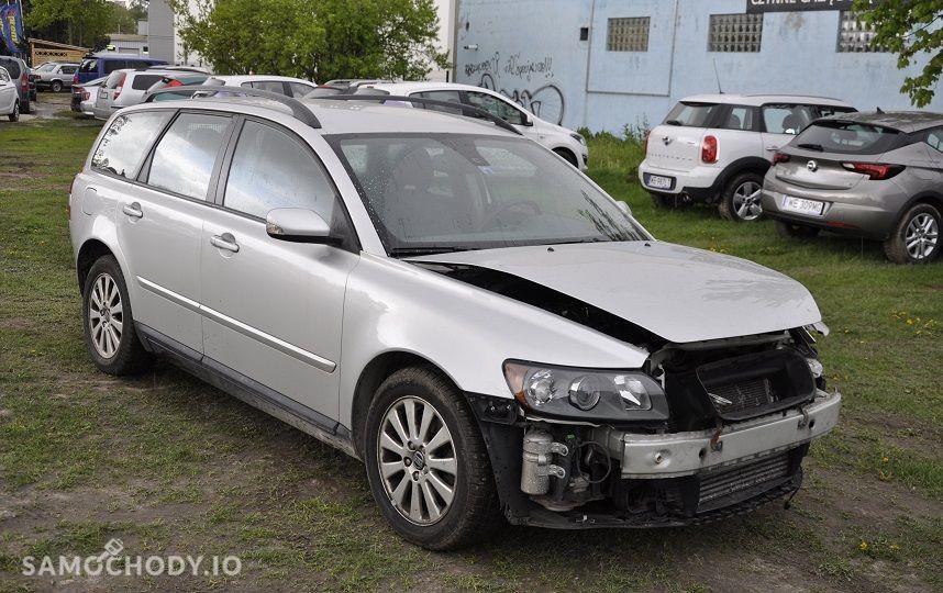 Volvo V50 ; USZKODZONY ; 2.0D 136KM ; 1