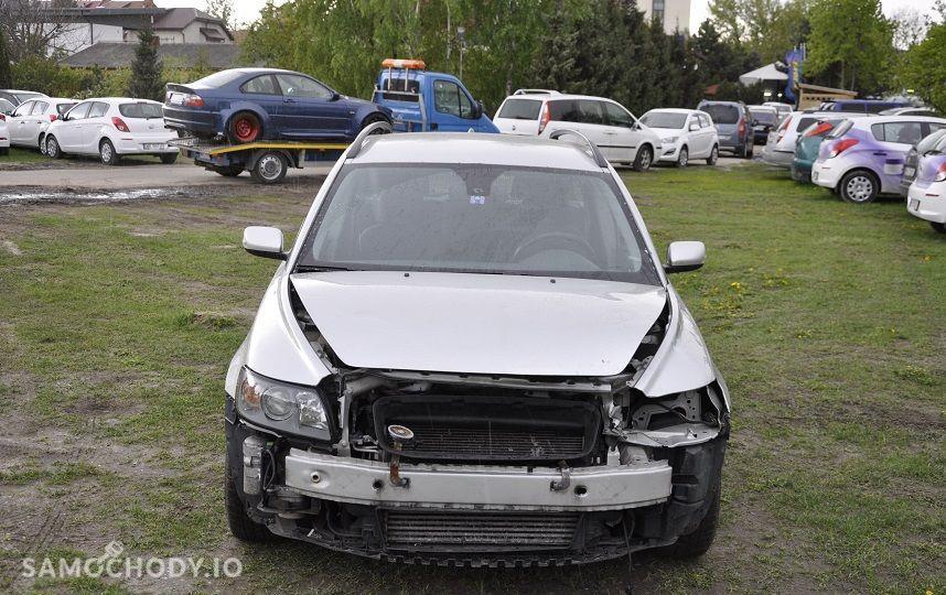 Volvo V50 ; USZKODZONY ; 2.0D 136KM ; 4
