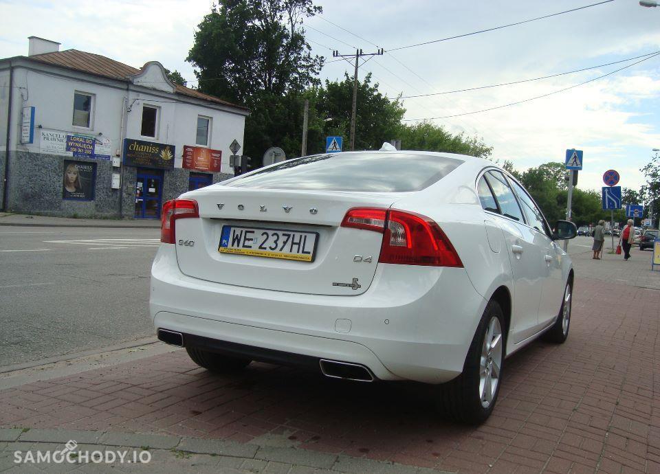Volvo V60 , S60 2.0 D4 (181KM) Navi Xenony Ledy Salon PL.Bezwypadkowy I wł F VAT 4