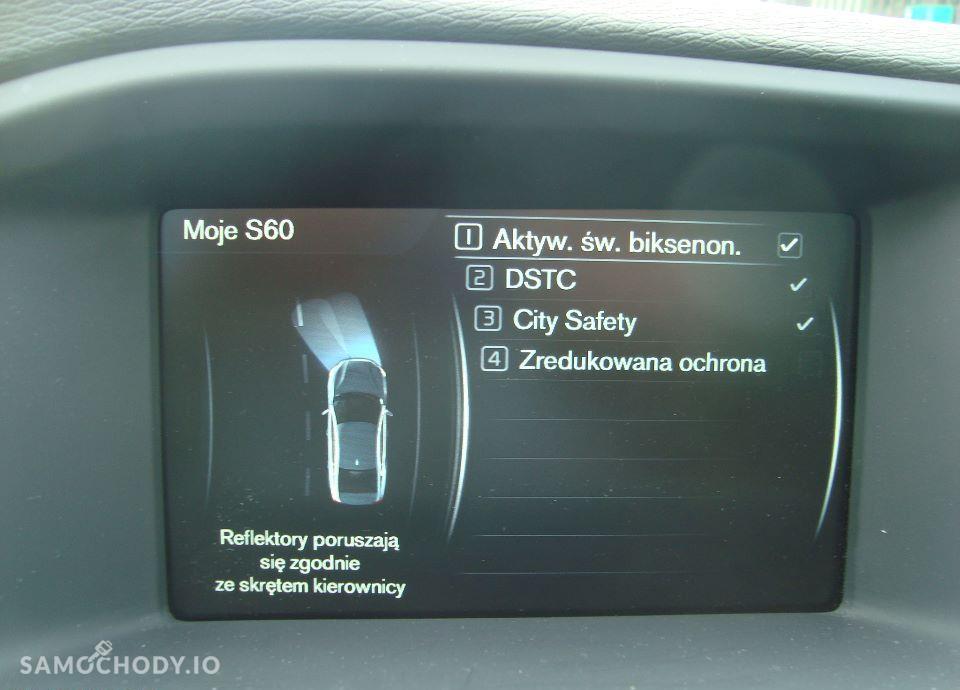 Volvo V60 , S60 2.0 D4 (181KM) Navi Xenony Ledy Salon PL.Bezwypadkowy I wł F VAT 92