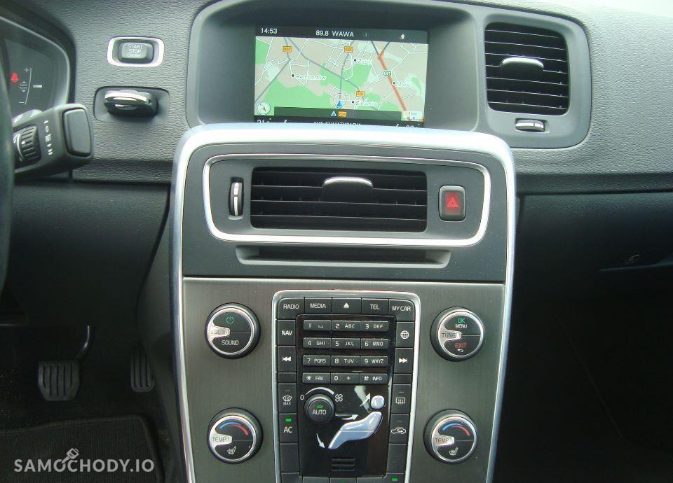 Volvo V60 , S60 2.0 D4 (181KM) Navi Xenony Ledy Salon PL.Bezwypadkowy I wł F VAT 56