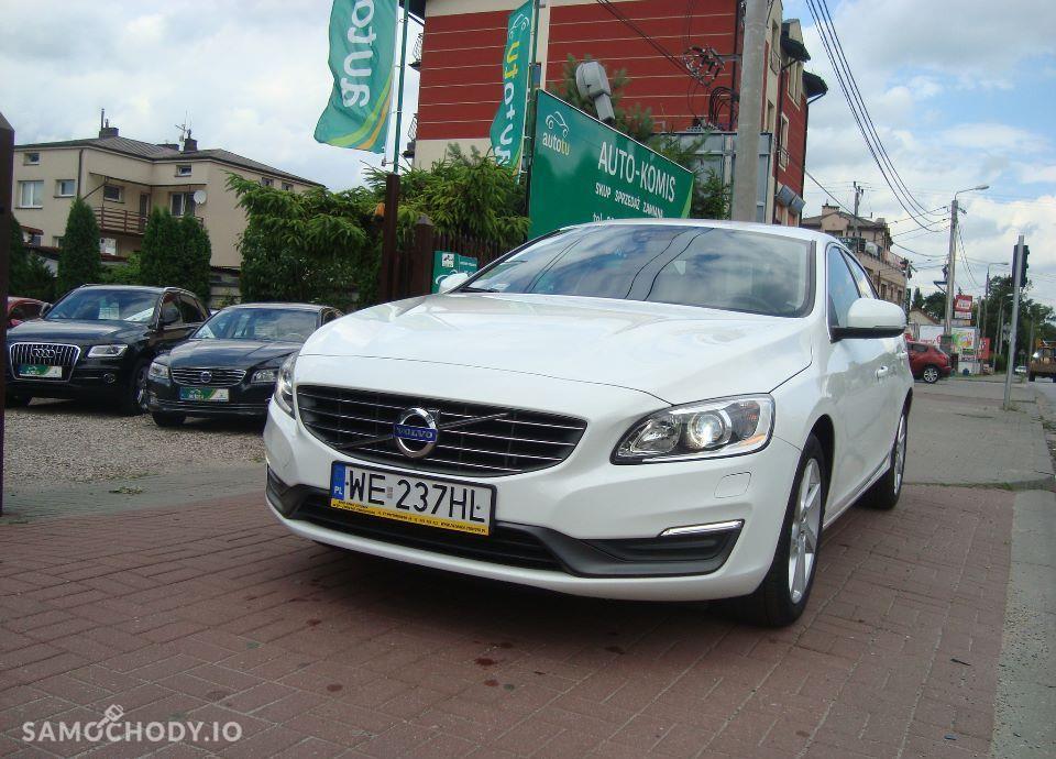 Volvo V60 , S60 2.0 D4 (181KM) Navi Xenony Ledy Salon PL.Bezwypadkowy I wł F VAT 1