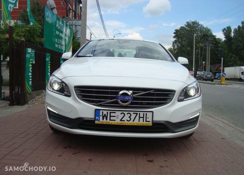 Volvo V60 , S60 2.0 D4 (181KM) Navi Xenony Ledy Salon PL.Bezwypadkowy I wł F VAT 2