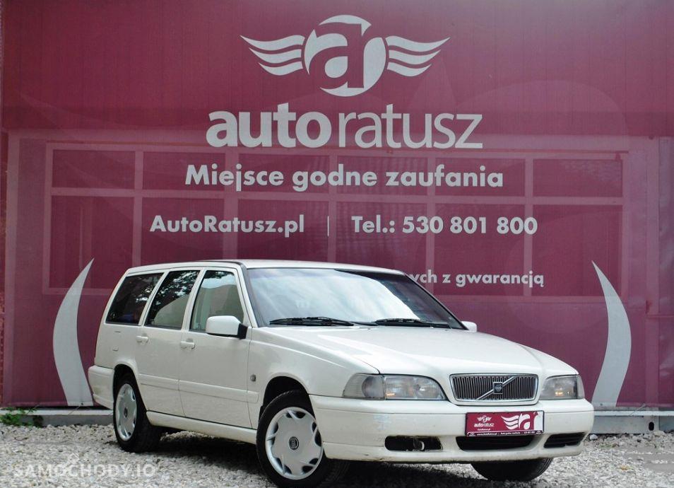 Volvo V70 2.0 PB/ Stan Bardzo Dobry/po opłatach 4